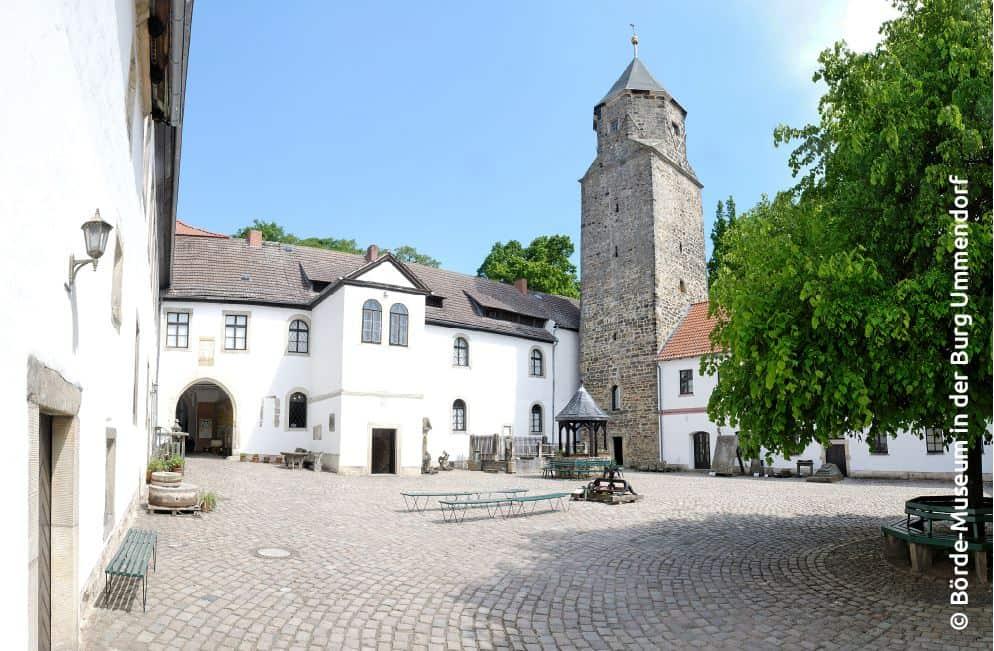 Börde-Museum in der Burg Ummendorf