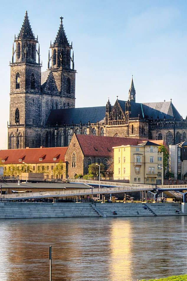 """Dom """"St. Mauritius und St. Katharina"""" (© Landeshauptstadt Magdeburg)"""