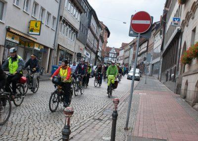 Städtepartnerschaftsradweg