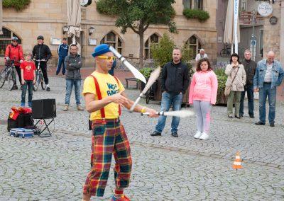 Galerie Clown Ingo Bingo